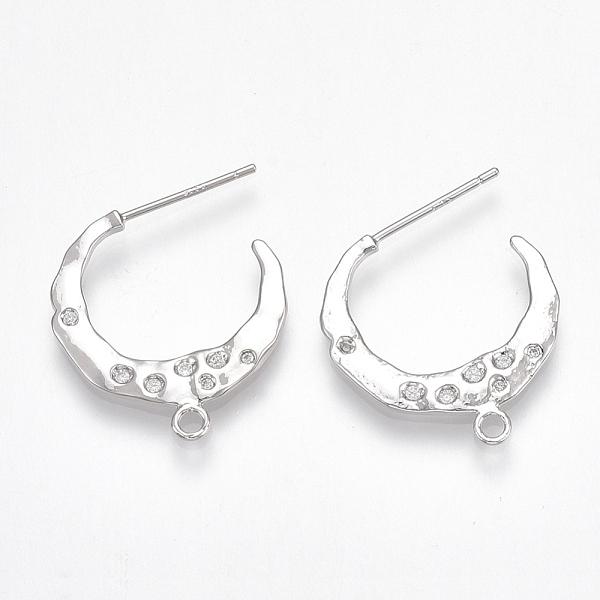 5mm Sterling Silver Spike Post Stud Earrings